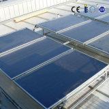 Riscaldatore di acqua solare pressurizzato spaccatura dello schermo piatto del Ce