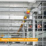 Séries automáticas do frame 3 da alta qualidade A, gaiola de galinha de 4 séries para galinhas poedeiras