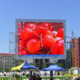 IP65 P10 Video Panel de pantalla LED para publicidad
