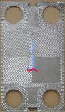 Gx26 ISO9000 증명서를 위한 열교환기 격판덮개