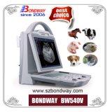 牛妊娠検査の携帯用超音波のスキャンナー、獣医の超音波機械、馬の超音波、獣医のDignosticの超音波イメージ投射機械