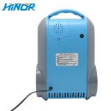 5L 93% Drinkbare Navulbare Concentrator van de Zuurstof van de Batterij