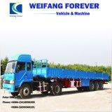 熱い販売のための実用的な側面の貨物トレーラー