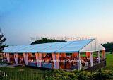 Prefabricados moderno portátil grande Trade Show House tenda