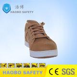 Коричневый цвет элегантный высококачественный промышленный обувь