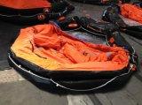 Radeau de sauvetage gonflable par dessus bord automatique de maneton pour 35 personnes