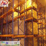 Cremalheira ajustável da pálete do metal para o armazenamento do armazém