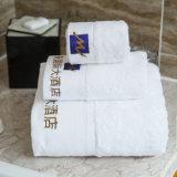 16s de witte Katoenen van 100% Handdoek van het Hotel