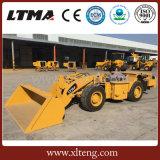 Ltmaの小型車輪のローダー販売のための2トンの地下のローダー
