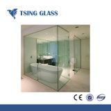 Templado templado curvo Cristal de construcción con Ce y SGS-CTC Certificatie