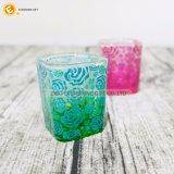 Het hete Ontsproten Glas van de Wijn van de Verkoop Vierkante MiniGlas
