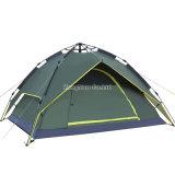Automatische kampierende Zelte für 3-4 Person, Strand-Zelt