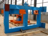 De Glasvezel FRP GRP leidt Windende Machine in China door buizen