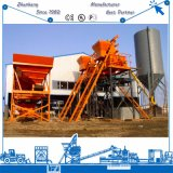 Kleine Concrete het Groeperen 75m3/H Concrete het Mengen zich van de Installatie Installatie met de Prijs van de Fabriek