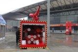 Sistema marinho do sistema Fifi da luta contra o incêndio com motor Diesel