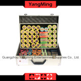 High-Grade France Casino Poker El conjunto de chips 760PCS (YM-TZCP020)