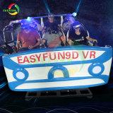 Фильмы 3D-моделирования виртуальной реальности аттракционы 9d-Vr Cinema 6 мест американских горках 9d-Vr Председателя