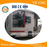 도매가 공장 공급 합금 바퀴 수선 수직 CNC 선반
