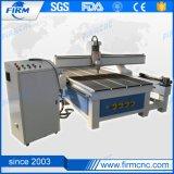 Máquina de cinzeladura de madeira automática do router do CNC da linha central 3D de Jinan 4