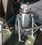 Meubles en acier inoxydable de l'industrie chimique du réservoir de stockage pneumatique