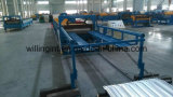 Trapezoidal Profile Steel Cold Roll Forming Machinery
