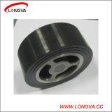 Tipo valvola di ritenuta della cialda di Wcb del acciaio al carbonio del codice categoria 150 dell'elevatore