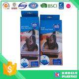 Nettoyage des déchets animaux de compagnie non parfumé sac
