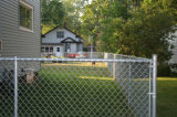 Панель проволочной изгороди заварки обеспеченностью сада/гальванизированные панели загородки скотин/легкие устанавливают временно стальную панель загородки