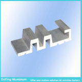 Fábrica de aluminio perforado, taladrar y procesamiento de Perfiles de Aluminio de precisión Metel
