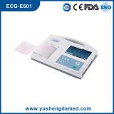 Medische Apparatuur Zes Machine van het ELECTROCARDIOGRAM ECG van het Kanaal de Digitale