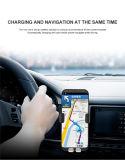 Наиболее быстрое зарядное устройство беспроводной связи автомобиля крепление для смартфонов и iPhone 8/X
