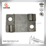 China Iron Sand Casting Railway Tie Plate