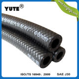 Yuteのブランドの高圧1/2のインチの編みこみの燃料ホース