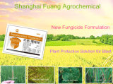 2016 Nouveau fongicide agrochimique Bismerthiazol 20 %+Thiazole 35 % de zinc