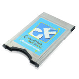Hagiwara Typ I CF codierte Karte in PCMCIA Adapter Compactflash Karten-Adapter