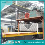 Landglass Jetconvection Glasmaschinen-flacher mildernder Produktionszweig