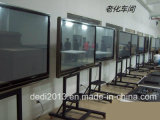 PC tout d'écran tactile de 43 pouces dans un faisceau de duo pour l'enseignement