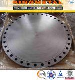 Bride borgne d'acier du carbone de la norme ANSI B16.5 Cl300 rf 12inch