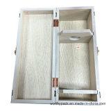 Caja de vino de madera / madera del vino caja de regalo