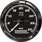Популярные 85mm Tachometer Rpm Gauge 0-4000 Rpm с Backlight