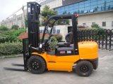 3トンの販売のディーゼルフォークリフトのためのディーゼルフォークリフト2500kgの小型フォークリフト