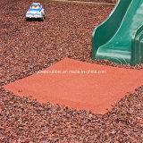 子供のための保護運動場の振動マットそしてスライドの摩耗のパッド