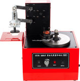 Machine d'impression avec tampon à haute vitesse avec ruban d'imprimante