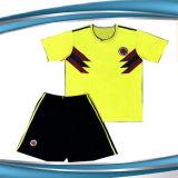 عامة جديدة تصميم كرة قدم جرسيّ رخيصة كرة قدم بدلة لأنّ بالغ رياضة لباس مصنع
