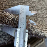 La bobina de PVC resistente al agua Non-Slip Alfombra Mat