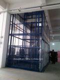 큰 수용량 산업을%s 유압 화물 운임 엘리베이터