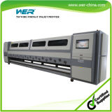 La Cina High Resolution Large Format 5m Outdoor Solvent Printer