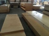 Contre-plaqué stratifié par papier ignifuge de mélamine de fournisseur de la Chine