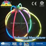 Veelkleurige Gloed Plastic GLB voor de Partij van Kerstmis
