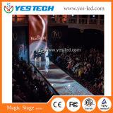 Visualización de LED electrónica de interior para hacer publicidad (CE, FCC, ETL)